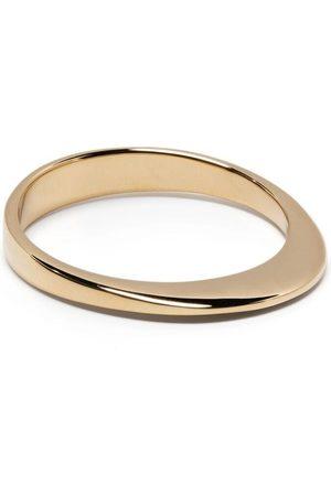 Kinraden 18kt yellow Flare ring