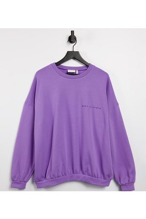 ASOS KENYA sweat with embroidery