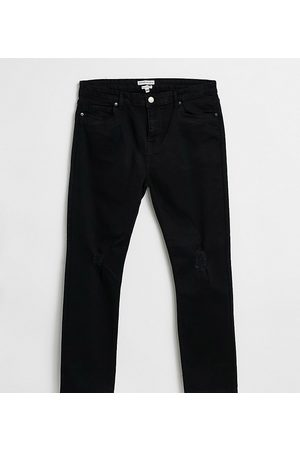 Another Influence Plus ripped skinny jean in