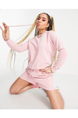 Nike Women Sweatshirts - Essential sweatshirt in glaze with crew neck