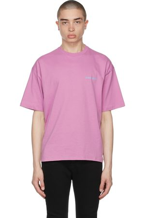 Opening Ceremony Pink Word Torch T-Shirt