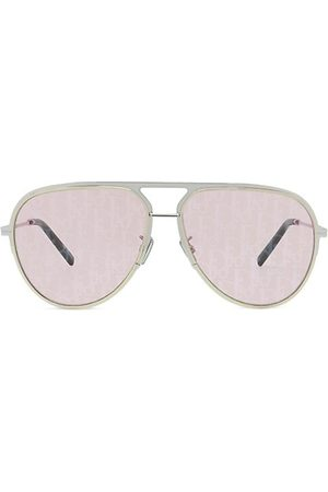 Dior Men Sunglasses - Essential 60MM Metal Aviator Sunglasses