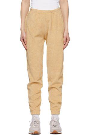 Gil Rodriguez Khaki Terry Beachwood Lounge Pants