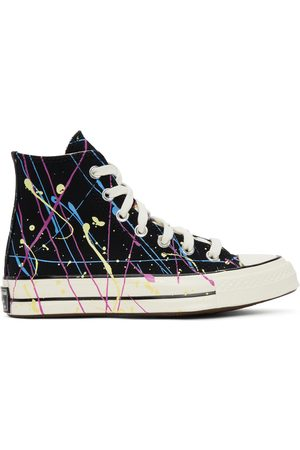 Converse Archive Paint Splatter Chuck 70 High Sneakers