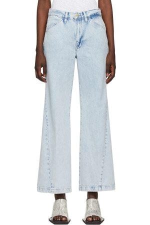 Frame Blue 'Le Baggy Palazzo' Jeans