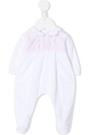 LA STUPENDERIA Striped chest pyjama