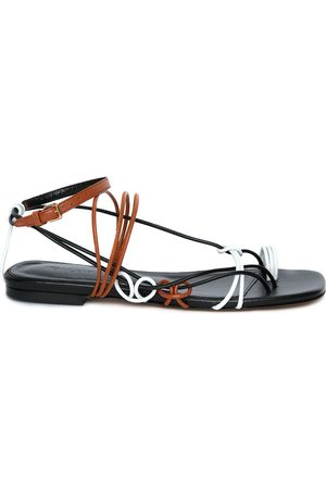 J.W.Anderson Strappy flat sandals