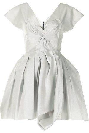 MATICEVSKI Honorary structured mini dress