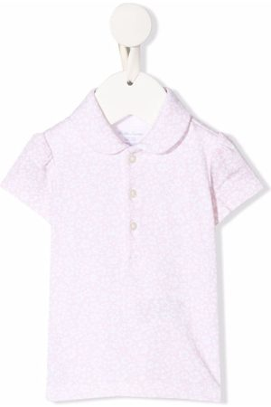 Ralph Lauren Floral-print polo shirt