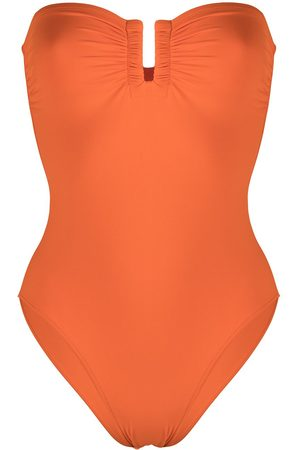 ERES Cassiopee strapless one-piece