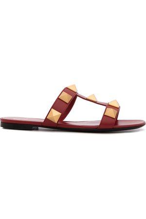VALENTINO GARAVANI Roman Stud slide sandals