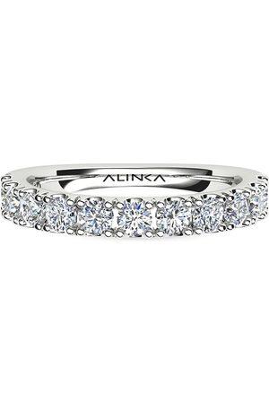 ALINKA 18kt white gold MIRA diamond ring