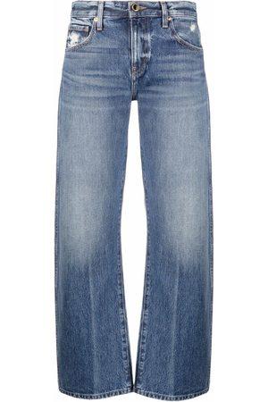 Khaite Women Straight - Kerrie straight-leg jeans