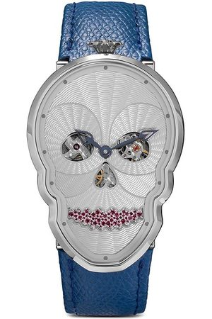 Fiona Kruger Women Watches - Petit Skull diamond seel watch