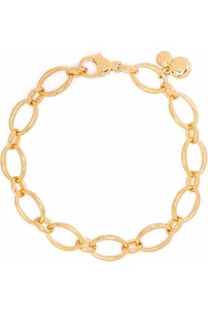 Dinny Hall Handmade medium oval link chain bracelet