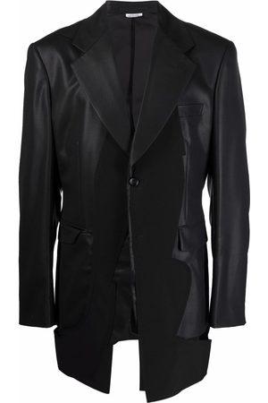 Comme des Garçons Notched-lapel single-breased jacket