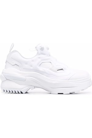 Maison Margiela X Reebok Men Sneakers - Tabi Instapump chunky sneakers