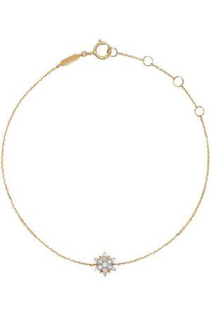 DJULA Women Bracelets - 18kt yellow Sun diamond bracelet