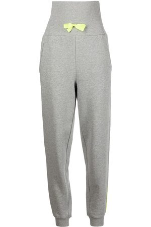Marchesa Notte High-waisted track pants