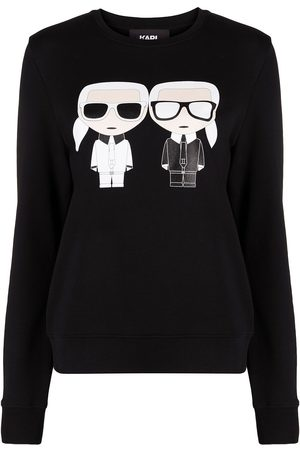 Karl Lagerfeld K/Zodiac Gemini sweatshirt