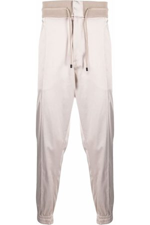Philipp Plein Logo-plaque jogging trousers