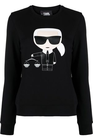 Karl Lagerfeld K/Zodiac Libra sweatshirt