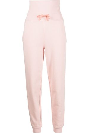 Marchesa Notte Women Pants - High-waisted track pants