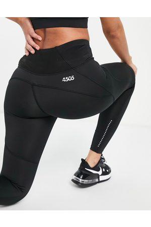 ASOS Icon run tie waist legging with pocket