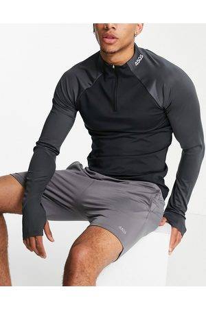 ASOS Icon skinny training shorts with quick dry in