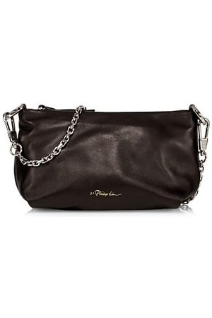 3.1 Phillip Lim Handbags - Mini Croissant Leather Shoulder Bag