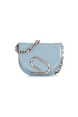3.1 Phillip Lim Handbags - Mini Alix Patent Leather Card Case On Chain