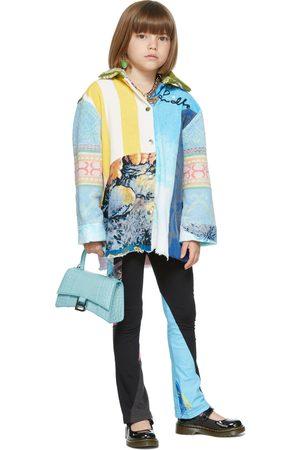 Rave Review SSENSE Exclusive Kids Multicolor Mini Janka Shirt