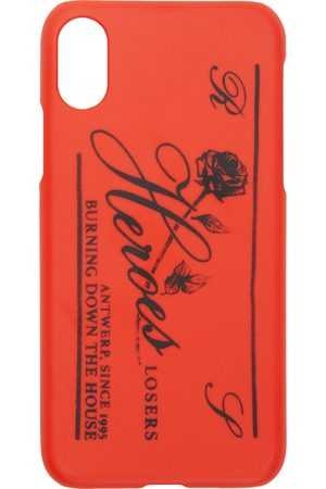 Raf Simons 'Heroes' iPhone X Case