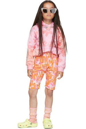 Collina Strada SSENSE Exclusive Kids Pink Sporty Spice Round Hem Hoodie