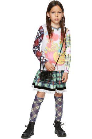 Women Skirts - Chopova Lowena SSENSE Exclusive Kids Check Skirt