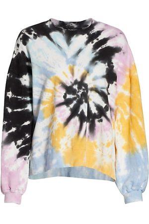 Electric & Rose Women Jumpers - Neil Tie-Dyed Sweatshirt