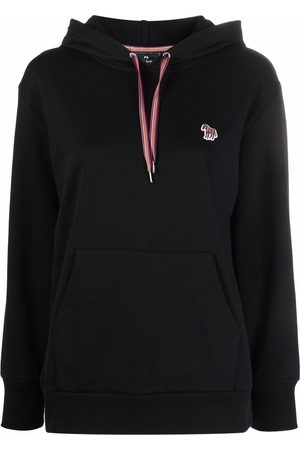 Paul Smith Embroidered-logo drawstring hoodie