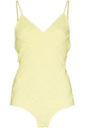 REJINA PYO Women Bodies - Ava V-neck bodysuit