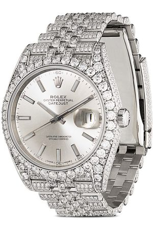 777 Men Watches - Customised Rolex Datejust Jubilee Strap 41mm