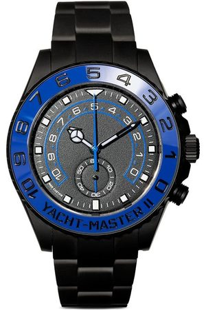 MAD Paris Men Watches - Customised pre-owned Rolex Yacht-Master II 44mm