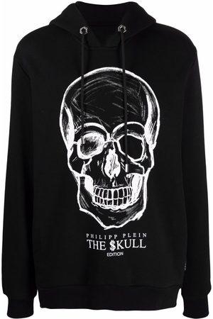 Philipp Plein Men Sweatshirts - The Skull print hoodie