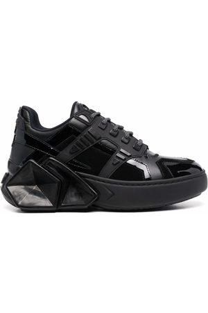 HIDE&JACK Silverstone tonal panel chunky sole sneakers