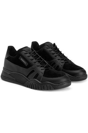 Giuseppe Zanotti TEEN Talon Jr suede-panel sneakers
