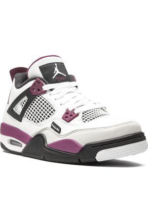 """Jordan Kids Boys Sneakers - Air Jordan 4 Retro """"Paris Saint Germain"""" sneakers"""