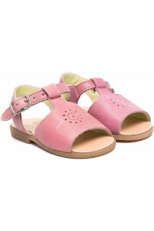 PèPè Baby Sandals - Gospel ortensia sandals