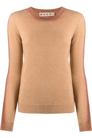Marni Contrasting-detail jumper