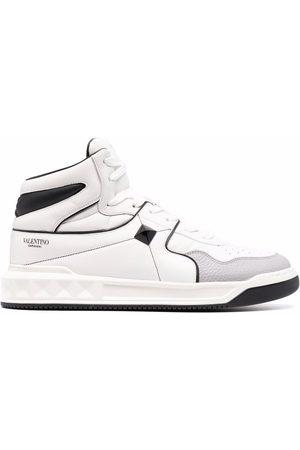 VALENTINO GARAVANI Men Sneakers - One Stud high-top sneakers
