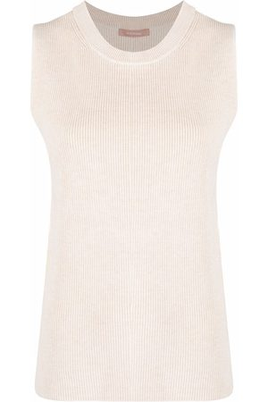12 STOREEZ Women Tank Tops - Sleeveless knit top