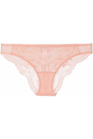 La Perla Women Briefs - Lace-panel briefs