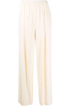 12 STOREEZ Elasticated-waist trousers